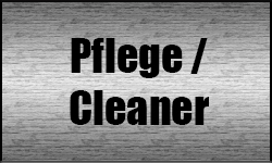 Pflege / Cleaner