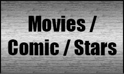 Movies / Comic / Stars