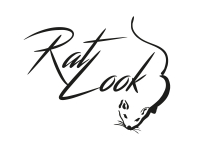 1 x 2 Plott Aufkleber Rat Look Cool Font Spruch VW Ratte Ratlook Sticker Fun Gag