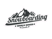1 x Aufkleber Snowboarding World Series Canada Snow Board Sticker Tuning Fun Gag