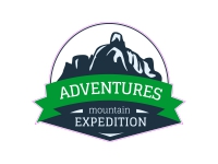1 x Aufkleber Adventures Mountain Expedition Sport Extrem Wald Sticker Fun Gag