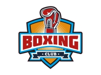 1 x Aufkleber Boxing Sticker Club Boxhandschuh Boxingpunch Punch Hand Sport WCS