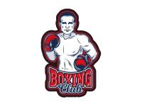 1 x Aufkleber Boxing Sticker Club Boxer WBC Champion Champ Sport Kampf Sieg NEU
