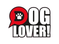 1 x Aufkleber Dog Lover Hundeliebhaber Liebe Love Animal Hund Sticker Tuning JDM