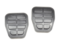 2 Stück Pedalgummi Bremse Kupplung Audi Seat VW T4 Polo Santana Passat Jetta Golf