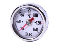RR - Ölthermometer oiltemperature gauge HONDA Black Widow