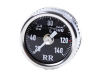 RR - Ölthermometer oiltemperature gauge BMW S1000RR / S 1000 RR BLACK