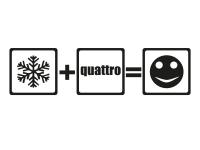 1 x 2 Plott Aufkleber Schnee + Auto = Fun Sticker Shocker Autoaufkleber Tuning