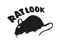 1 x 2 Plott Aufkleber Ratlook VW Ratte Rat Sticker Tuning Autoaufkleber Fun Gag
