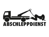 1 x 2 Plott Aufkleber Abschleppdienst Schlepper LKW Abschlepper Sexy Milf Fun