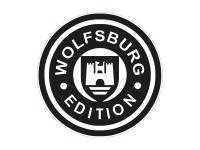 1 x Aufkleber Wolfsburg Edition Autoaufkleber Sticker Tuning Shocker Dub Fun Gag