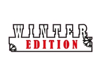 1 x Aufkleber Winter Edition Schnee Snow Sticker Tuning Autoaufkleber Dub Fun