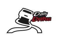 1 x Aufkleber Daily Drifter Drift Driftking Tuning Autoaufkleber Turbo Fun Gag