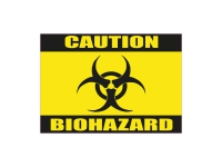 1 x Aufkleber Caution Biohazard Vorsicht Gift Sticker Shocker Tuning Auto Fun