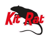 1 x Aufkleber Kit Rat VW Ratte Rattenlook Ratlook Sticker Tuning Static Fun Gag