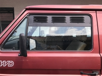 VW Bus Bulli T3 Westfalia Frischluftgitter Set Vorne L+R Frischluft Gitter