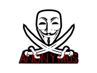 1 x Aufkleber Anonymus Pirates Vendetta V Anonym Sticker Shocker Tuning Fun Gag